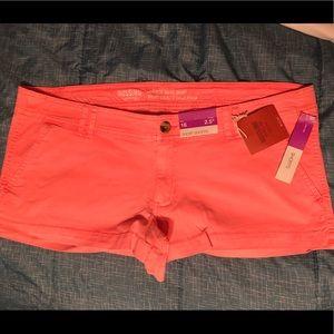 NWT Low Rose Short Shorts
